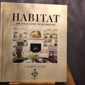 Other - Coffee table book Habitat by Lauren Liess